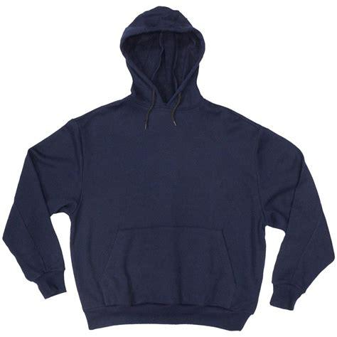 Fleece Sweatshirt s key 174 resistant fleece hooded sweatshirt navy