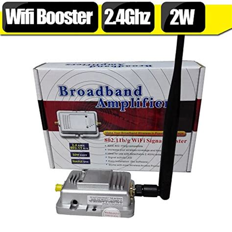 Wifi Signal Booster 2w 802 11b G N wifi signal booster wireless lifier repeater with