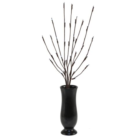 Branch Vase by Led Light Branch In Twig Tip With Cappuccino Vase Giveaway