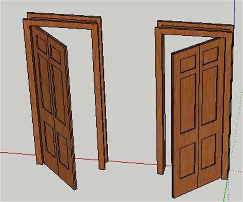 Right Door by Sketchup Doors Sketchup Doors 2 Quot Quot Sc Quot 1 Quot St Quot Quot Graphic