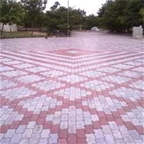 Uni Pavers Uni Paver Block Manufacturer And Trader From Shree Rang