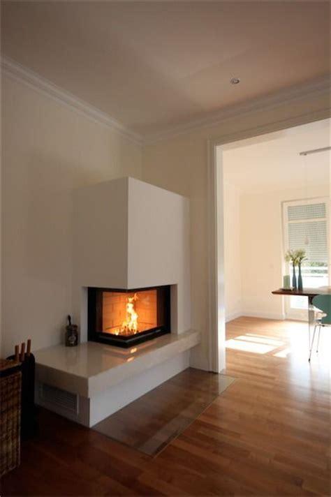 eckkamin deko kamin eckkamin bankplatte naturstein wohnzimmer