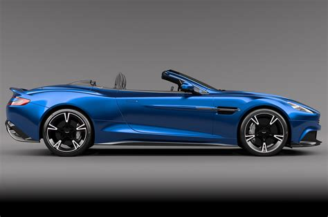 Aston Martin Vanquish 2018 Aston Martin Vanquish S Drive Review