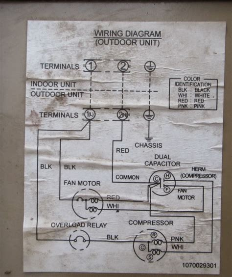 service ac kota serang  diagram kelistrikan ac split