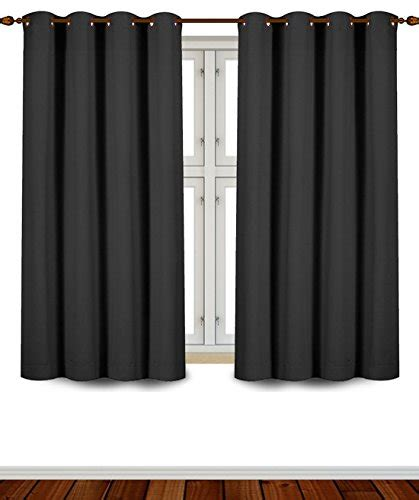 curtains for 8 foot wide window 62 off blackout room darkening curtains window panel
