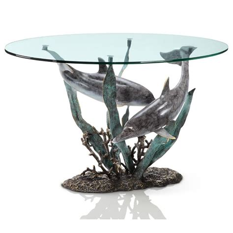 spi dolphin duet coffee table 2200 you save 599 00