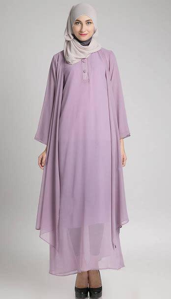 gamis kantor trendy model baju hamil muslim modis kerja trendy info lengkap