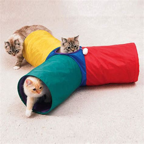 Cat Tunnel by Three Way Cat Tunnel The Green