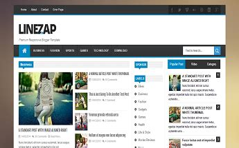 sahifa template for blogger free download 2016 all linezap free download all template