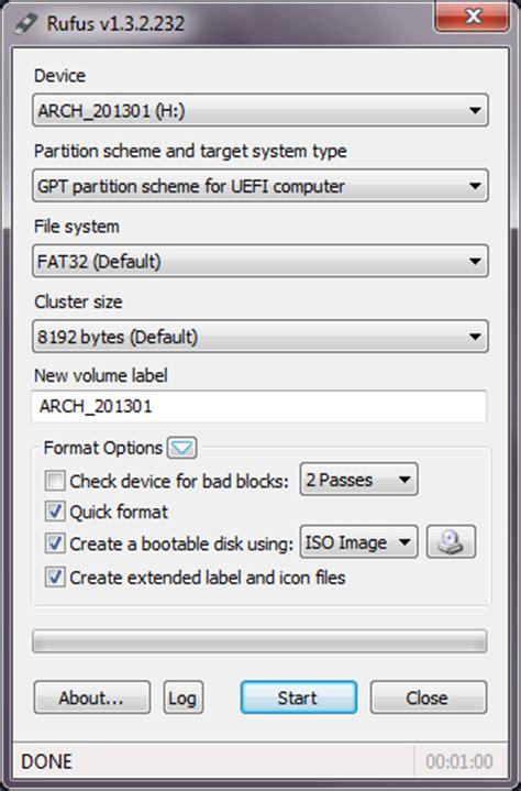 membuat bootable usb linux cara membuat usb bootable linux usb installer kumpulan