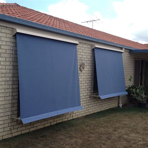 outdoor awning blind automatic awnings gold coast brisbane outdoor blinds
