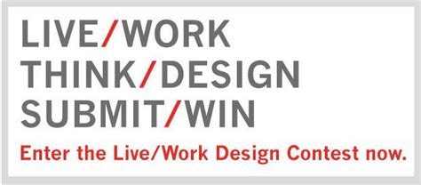 design contest live chat live work design contest archdaily