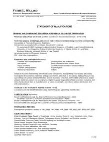 statement of qualifications pdfsr