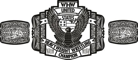 wwe united states chionship coloring page whw united states chionship belts by dan