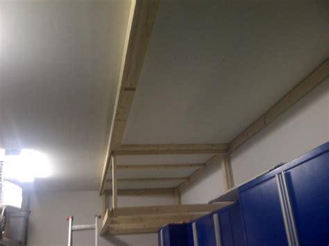 Garage Regal Decke by Excellent Garage H 228 Ngen Regale Der Decke 1024 X 768