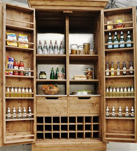 free standing wooden shelf plans search results diy a freestanding pantry for small spaces your projects obn