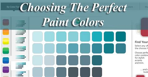 choosing interior paint colors home design
