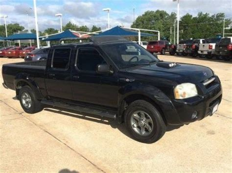 sell used 2004 nissan frontier xe crew cab truck 4