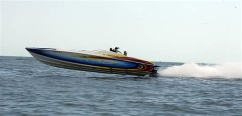 cigarette boat startup quot cigarette quot boat owners spend big bucks to satisfy their
