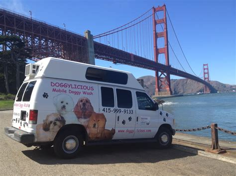 grooming san francisco doggylicious mobile wash 34 photos pet groomers