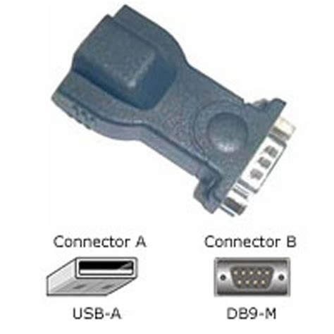 Usb To Serial Db 9 Converter Bafo bafo usb to serial db9m rs 232 converter