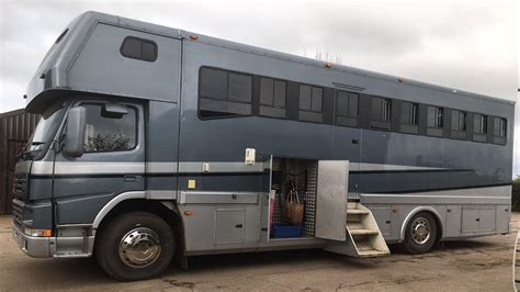 horseboxes for sale hgv horseboxes for sale ruby rose horseboxes