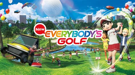 everybody s ps4 exclusive everybody s golf gets tons of gameplay