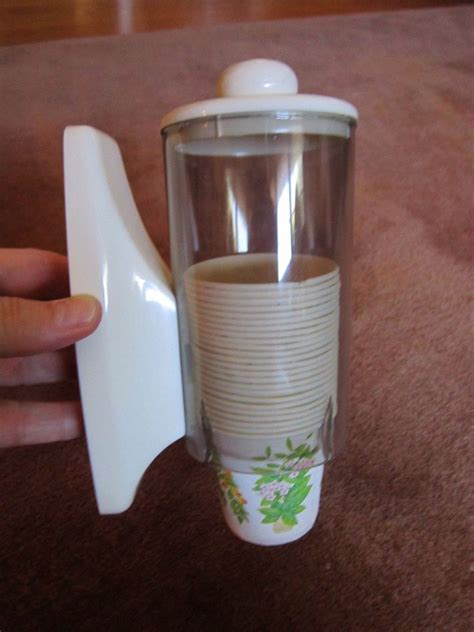 paper cup dispenser for bathroom vintage dixie wall mount bathroom cup dispenser cream