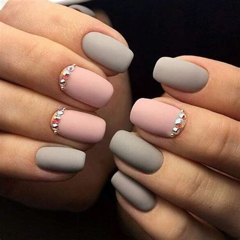 Grey Pattern Nails | the 25 best gray nail art ideas on pinterest gray nails