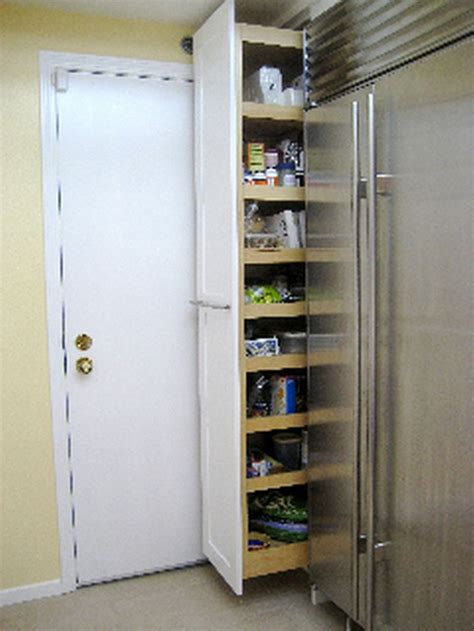Pull Out Pantry by Pull Out Pantry Kitchen Makeover
