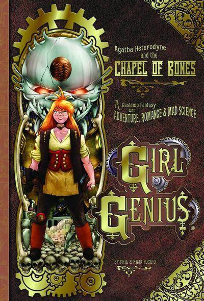 Review Genius By Phil And Kaja Foglio by Genius A Great Ongoing Comic By Phil Kaja Foglio