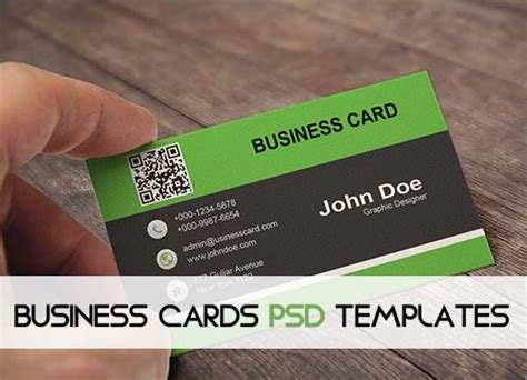 classic business card template free 15 classic business cards psd templates graphics design
