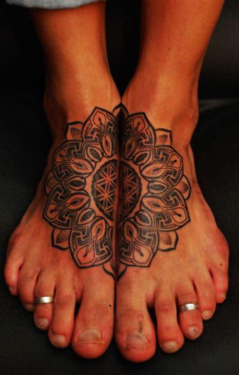 foot tattoos tumblr personalized mandala tattoos on mandala tattoos
