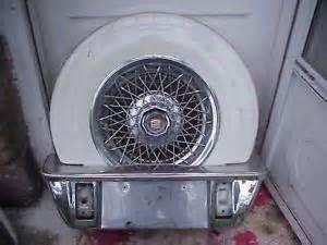 Cadillac 5th Wheel Bumper Kit E G Continental Kit Kit Bumper Kit 5th Wheel