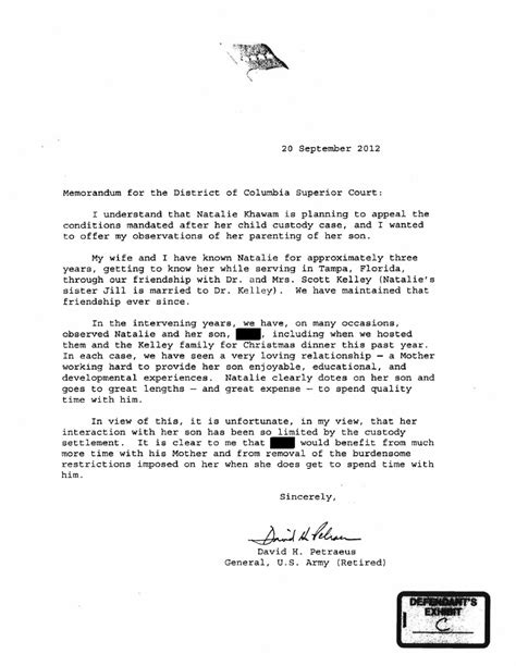 Divorce Letter To Judge Benghazi Gate Lies And Shirtless G