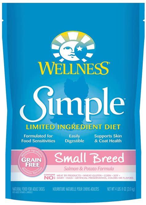 wellness simple food wellness simple grain free limited ingredient