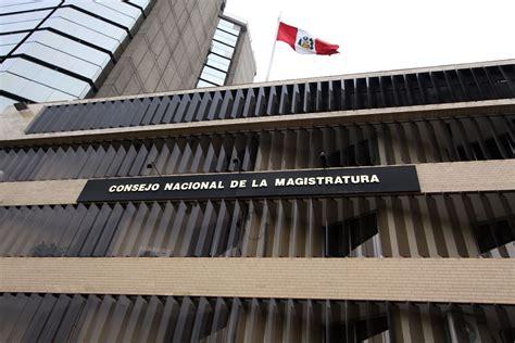 consejo nacional de la magistratura cnm cnmgobpe cnm resultados examen de abogados para jueces y fiscales