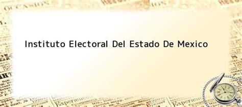tenencias para motocicletas del estado de mexico instituto electoral del estado de mexico se declara pri