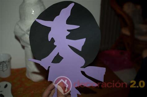 manualidades luna clara brujas manualidad hacer una bruja de goma sombrero de bruja
