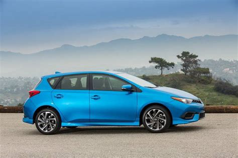 2016 scion im review price specs release date mpg msrp