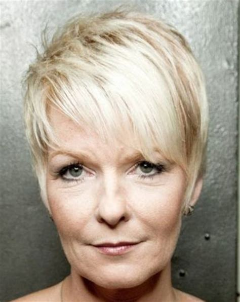 thin older women short haircuts for women over 50 with thin hair hair