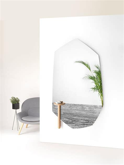 journal du design collection faux mirror par le designer belge alain gilles