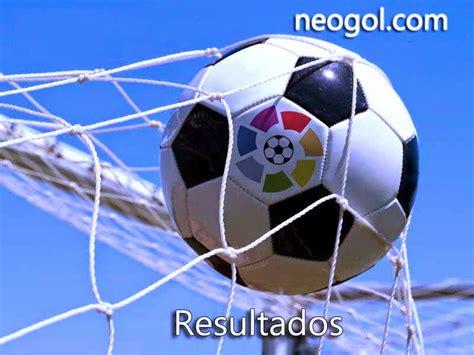Calendario Liga Espanola Futbol Resultados Jornada 10 Liga Espa 241 Ola 2014 Neogol Liga