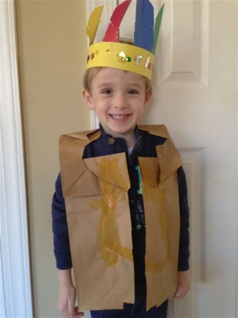 How To Make Paper Costumes - the 10 best thanksgiving crafts for simply adorable