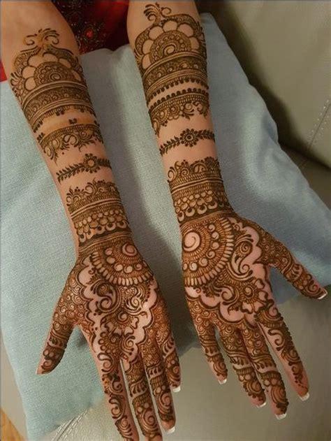 punjabi bridal mehndi design makedes com