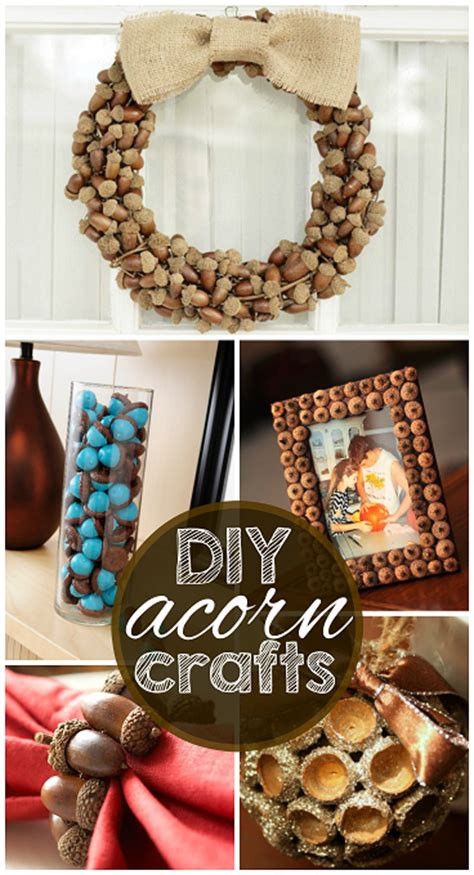acorn crafts for craft ideas with acorns memes