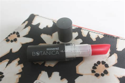 Mineral Botanica Eyebrow Pensil mineral botanica matte lipstick we are moving