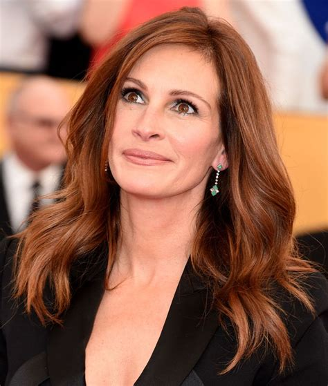 julia roberts red hair with highlights 148 best images about h a i r on pinterest her hair