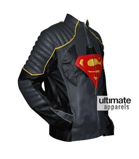Batman Black Jaket by Batman Vs Superman Black Leather Jacket