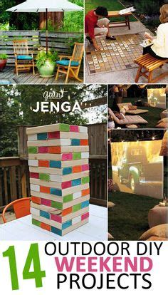 14 diy projects to try this weekend taryn whiteaker summer engineers and diy and crafts on pinterest